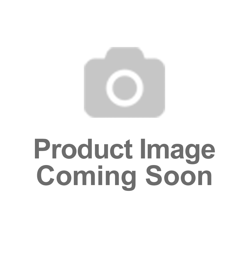 Pele Large Signed Black & White Photo - Overhead Kick