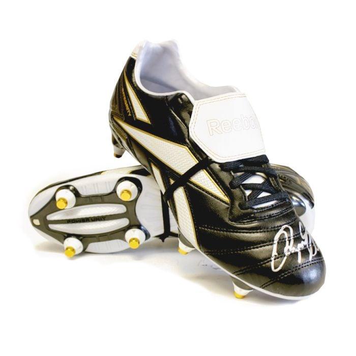 Ryan Giggs Hand Signed Football Boot