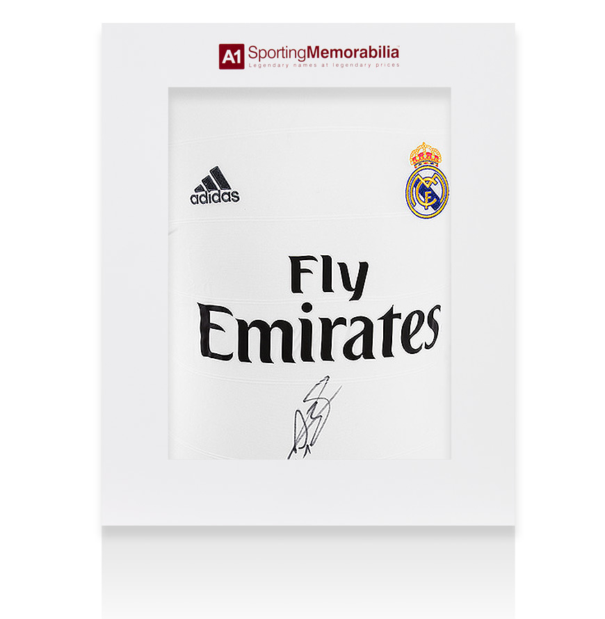 Real Madrid Autograph Signing