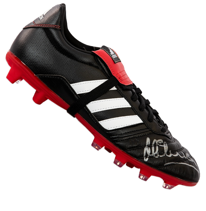 newest collection d3442 11108 Michael Owen Signed Football Boot - Adidas Gloro